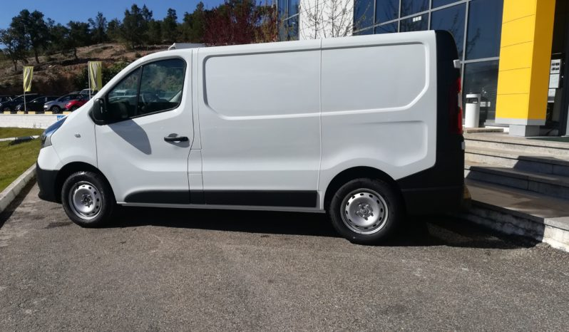 RENAULT TRAFIC L1 H1 1T 2.0 DCi 120 CV completo
