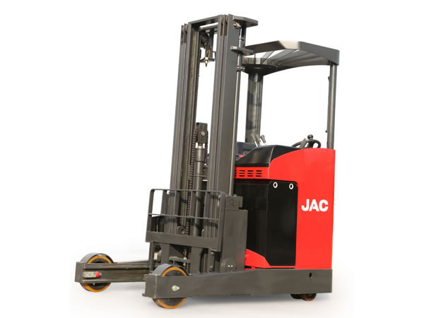 JAC CQD STACKER completo