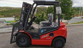 JAC EMPILHADOR CPCD 2.0 SERIE J | DUPLEX 3 METROS | 2000 KG completo