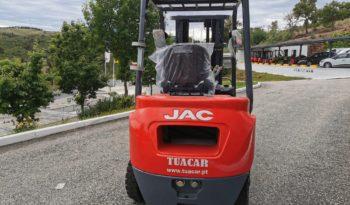 JAC EMPILHADOR CPCD 3.5 SERIE J | TRIPLEX 4.5 METROS | 3500 KG completo