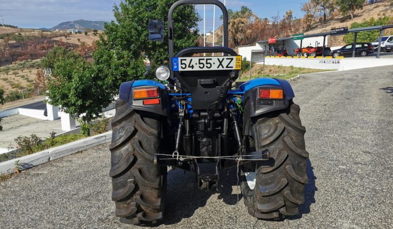 TRATOR NEW HOLLAND TCE50 completo