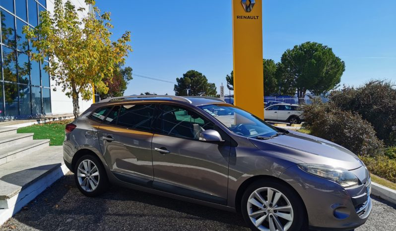RENAULT MEGANE S.T Dy. S 1.5 DCi 110 CV completo